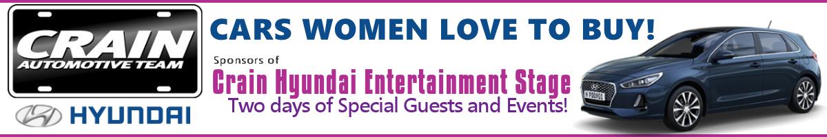 Crain Hyundai Fort Smith >> Women's Living Expo